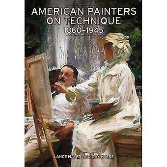American Painters on Technique