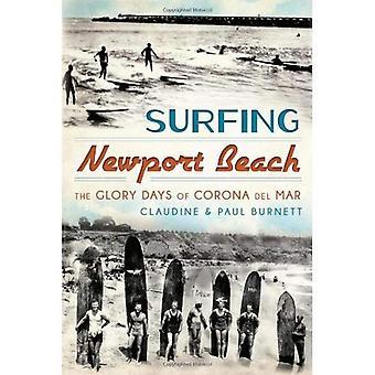 Surf playa de Newport