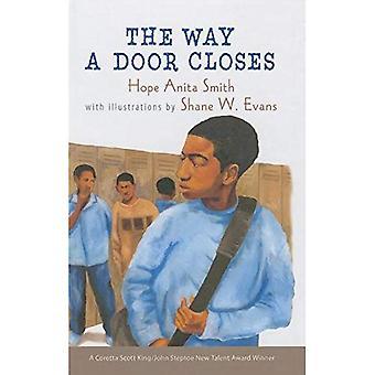 A forma de uma porta se fecha