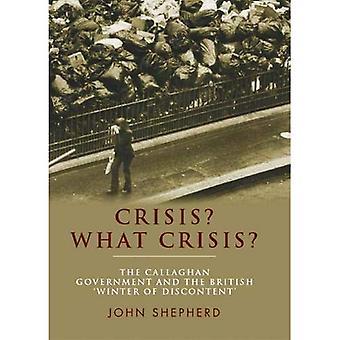 ¿Crisis? ¿Qué crisis?