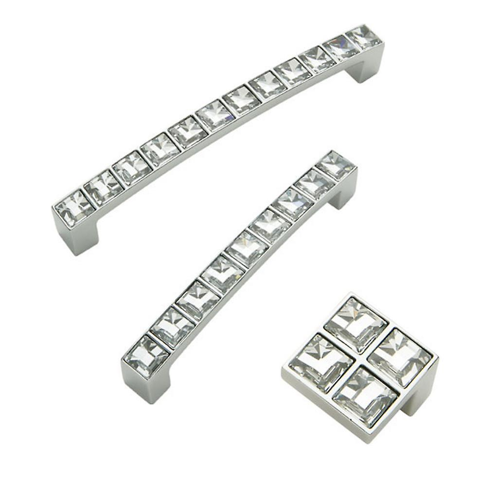 Swarovski Crystal furniture handles, Kitchen, Bedroom, Bathroom cupboard door