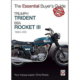 Triumph Trident & BSA Rocket III (The Essential Buyer's Guide)