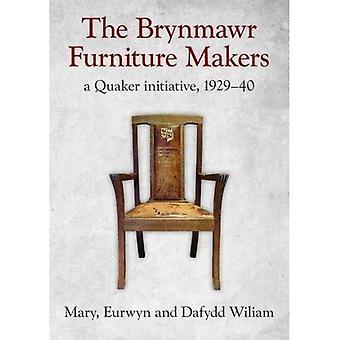 The Brynmawr Furniture Makers - a Quaker Initiative 1929 - 1940