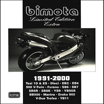Bimota Limited Edition Extra 1991-2000 (Limited Edition Extra)