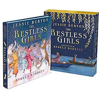 The Restless Girls: Deluxe Slipcase Edition