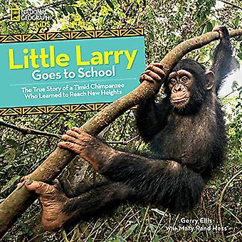 Petit Larry va à l'école