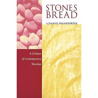 Steinen für Brot von Frankforter