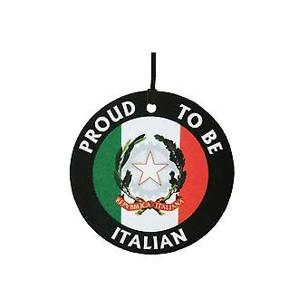 Stolt av å være italiensk bil Air Freshener