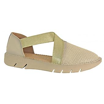 Hispanitas Leather Espadrille - 98700
