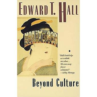 Beyond Culture by Edward T. Hall - 9780385124744 Book