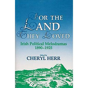 For the Land They Loved by Cheryl Herr - 9780815624813 Book