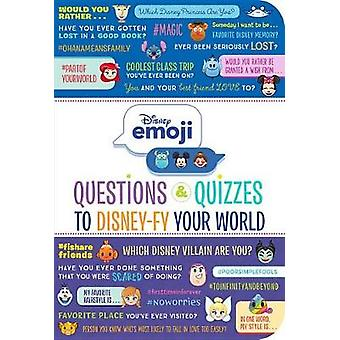 Disney Emoji - Questions and Quizzes to Disney-Fy Your World! by Disne