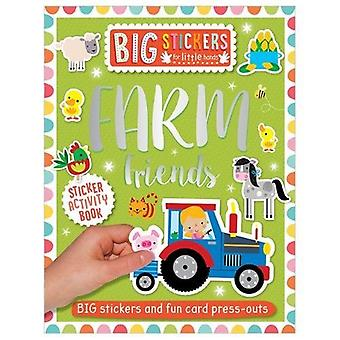 Big Stickers for Little Hands - Farm Friends by Big Stickers for Littl