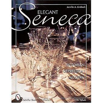 Seneca élégant verre: Victorien, dépression et moderne