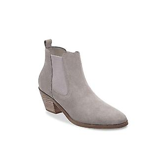 Marc Fisher Womens Jayli Closed Toe Ankle Fashion Boots