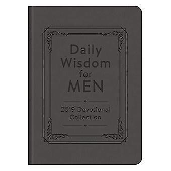 Daily visdom för män 2019 Devotional Collection