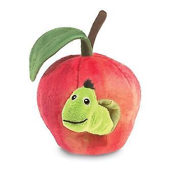 Hand Puppet - Folkmanis - Ver dans Apple New Toys Soft Doll Plush 3123