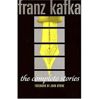 The Complete Stories by Franz Kafka - 9780805210552 Book