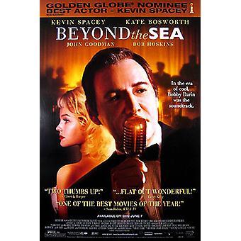 Beyond The Sea (Video) Original Video/Dvd Ad Poster