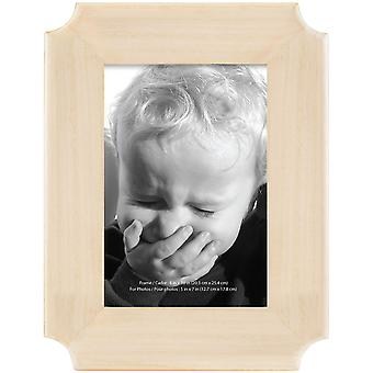 Wood Craft DIY Designer Photo Frame 5