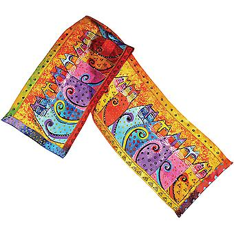 Laurel Burch foulards tribu féline Lbs2 193