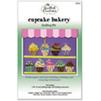 Quilling Kits Cupcake boulangerie Q40 424