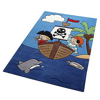 Rugs -Smart Kids - Pirate Kids 3965-01