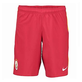 2016-2017 Galatasaray Nike Home Shorts (Red)