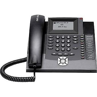 Corded VoIP Auerswald COMfortel 1200 IP Hands-free Colour TFT/LCD Black