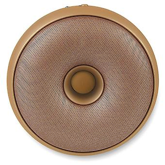 Copper Lexon Hoop Bluetooth Wireless Mobile Speaker