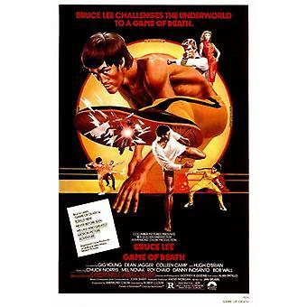Spiel des Todes Film Poster drucken (27 x 40)