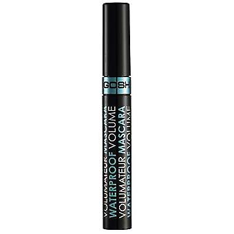Gosh Copenhagen Mascara Volume Waterproof Black (Woman , Makeup , Eyes , Mascara)