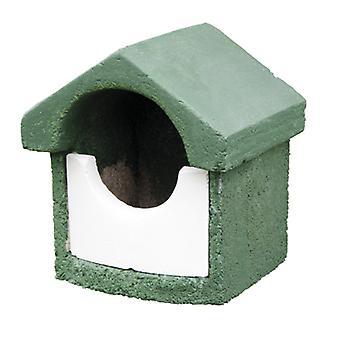 CJ Woodstone reden boksen åben grøn lille (fsc)