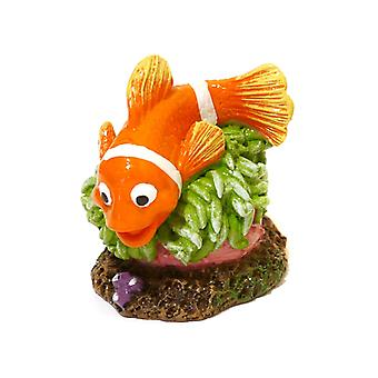 Blue Ribbon Fun & Childrens Clownfish Critter (Pack of 3)