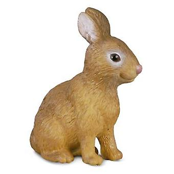 Collecta rabbit -S- (Toys , Dolls And Accesories , Miniature Toys , Animals)