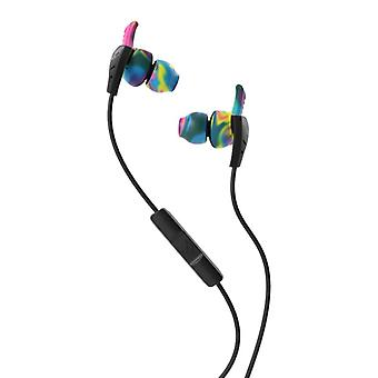 SKULLCANDY Headphone XTPlyo Black/Swirl In-Ear Mic