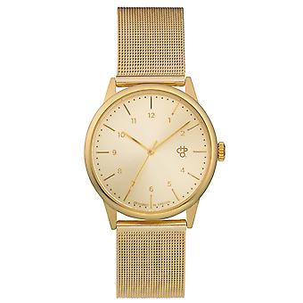 Cheapo Rawiya Watch - Gold