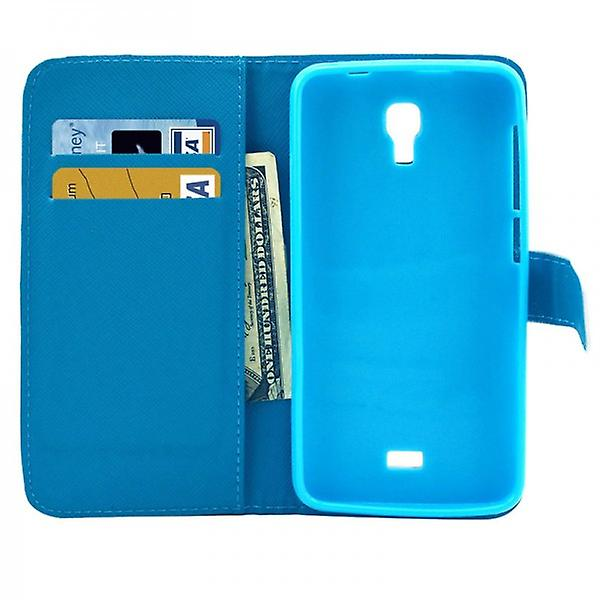 Pocket wallet premium model 46-to WIKO bloom