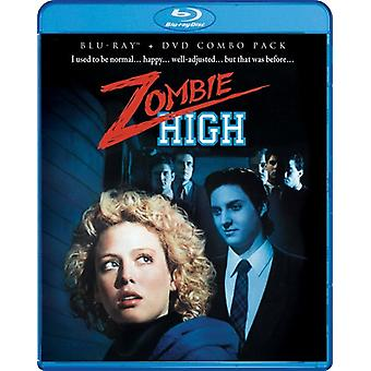 Importer des Zombie High USA [Blu-ray]