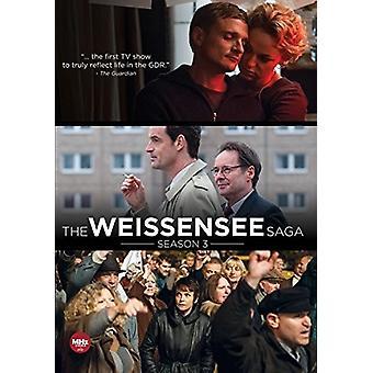 Weissensee Saga: Season 3 [DVD] USA import