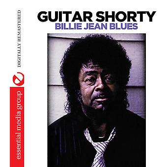 Guitar Shorty - Billie Jean Blues [CD] USA import