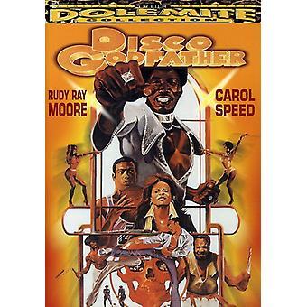 Disco Godfather [DVD] USA importerer