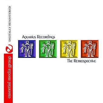 様々 なアーティスト - アクエリアス録音: 回顧展 【 CD 】 USA 輸入