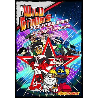 Vilde kværne: Eventyr med kaptajn Grindstar [DVD] USA import
