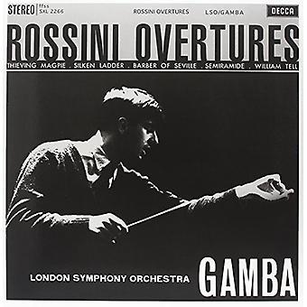 Pierino Gamba - Rossini tilnærmelser [Vinyl] USA import
