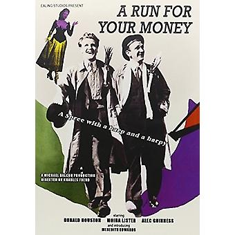 Run for Your Money [DVD] USA import