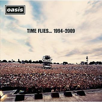 Oasis - Time Files: 1994-2009 [CD] USA import