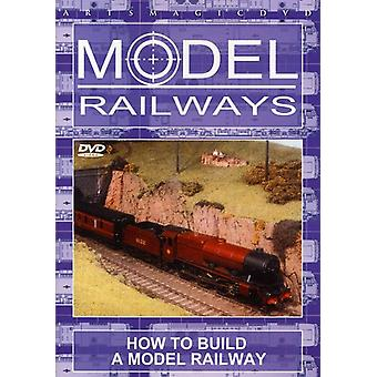 Model Railways: How to Build a Model Rai [DVD] USA import