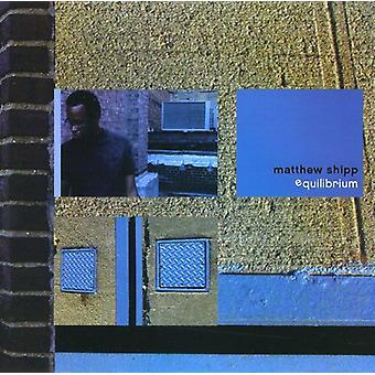 Matthew Shipp - ligevægt [CD] USA import