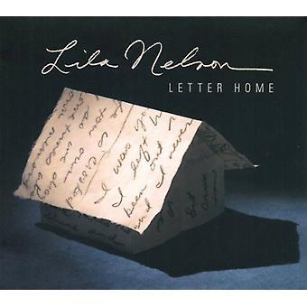 lila Nelson - importación de los E.e.u.u. de carta a casa [CD]